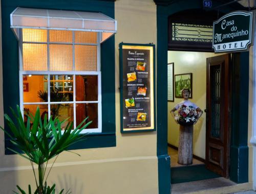 Casa do Manequinho Hotel e Restaurante