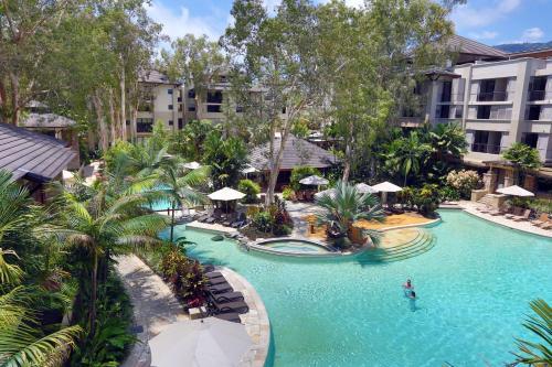Sea Temple Resort Palm Cove