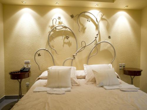 Business Room - single occupancy A Casa Canut Hotel Gastronòmic 8