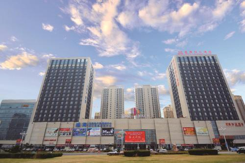 Tule Boutique Vaction Apartment(weihai Station Branch )