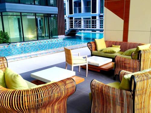 Tropical Garden Studio, Pattaya South