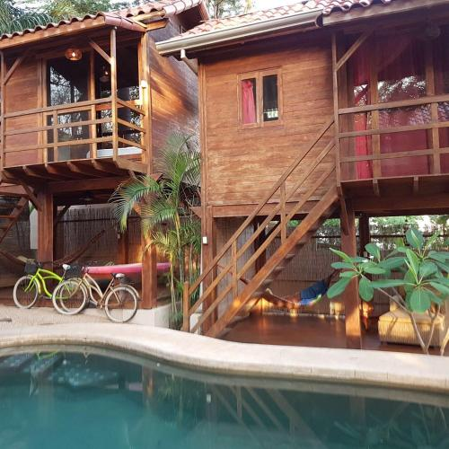 The Beach Bungalows Tamarindo Guanacaste Costa Rica