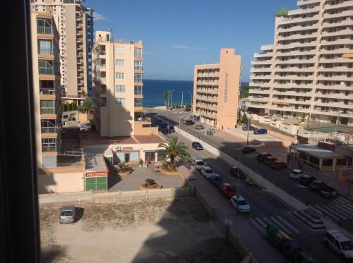 Calp Hotels Near Calpe Playa De La Fossa