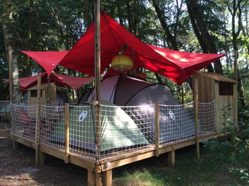 Tent Lagon