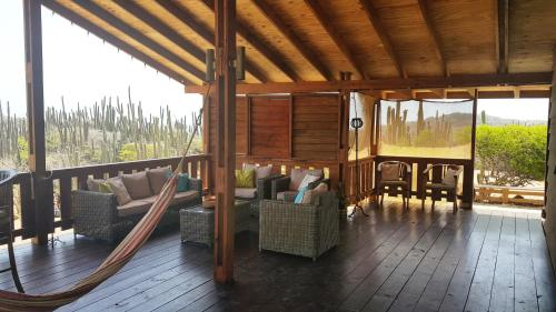 Cunucu Woodhouse Aruba, Парадера