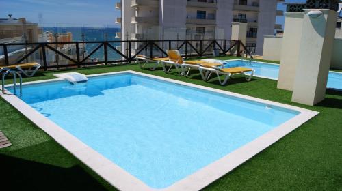 Apartment Ocean Terrace Armação de Pêra Algarve Portogallo