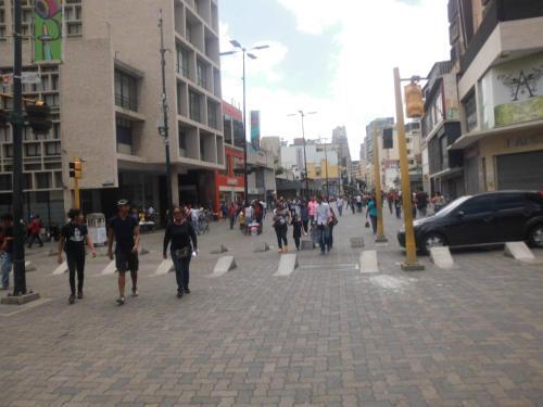 Estudio for globtroters, Caracas