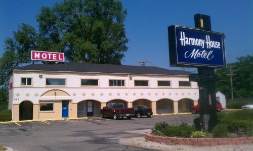 The Harmony House Hotel Ypsilanti