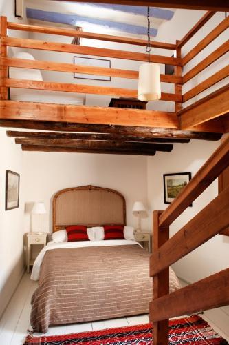 Double Room Fuentespalda Hotel Mas de la Serra 1