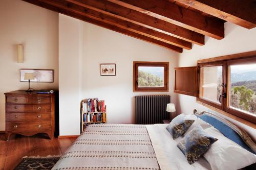 Double Room Horta Hotel Mas de la Serra 2