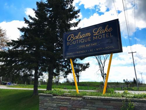 Balsam Lake Boutique Motel Hotel Fenelon Falls
