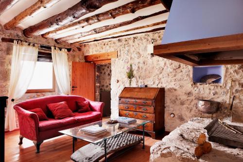Suite Superior Valderrobres Hotel Mas de la Serra 5