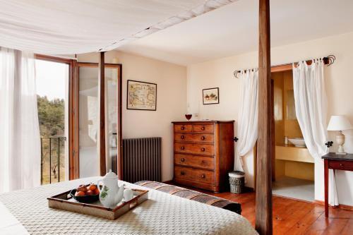 Double Room Peñarroya Hotel Mas de la Serra 2