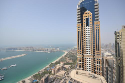 Vacation Bay-Stunning Sea View in Dubai Marina - 0