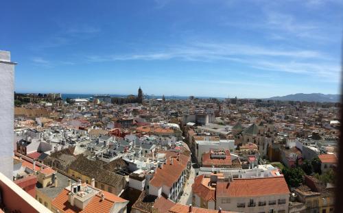 Vistas Catedral la Manca