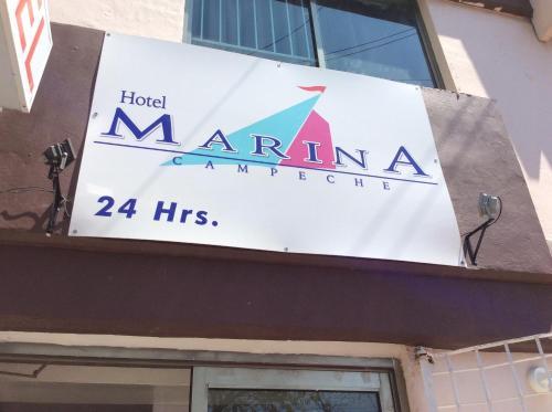 HotelHotel Marina Campeche