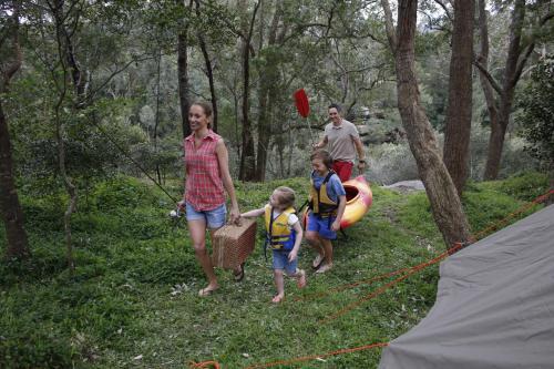 Kangaroo Valley Holiday Park