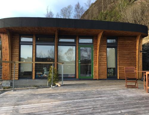 Arefjord Holiday Home