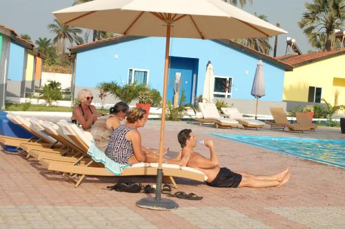 Sand Beach Hotel, Kotu