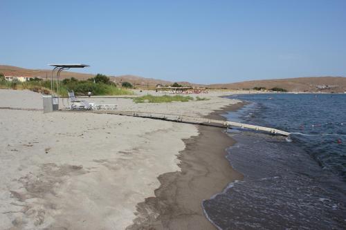 Evgatis Beach Stone Villas, Thános