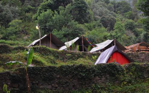 Escape Tribal Camps, Chakrata