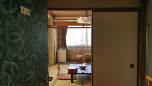 Japanese-Style Room with Private Bathroom and Toilet