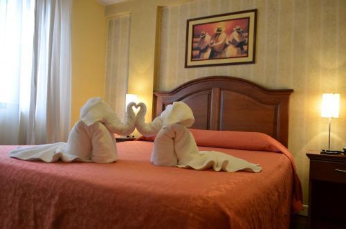 Hotel Cordillera Real, La Paz