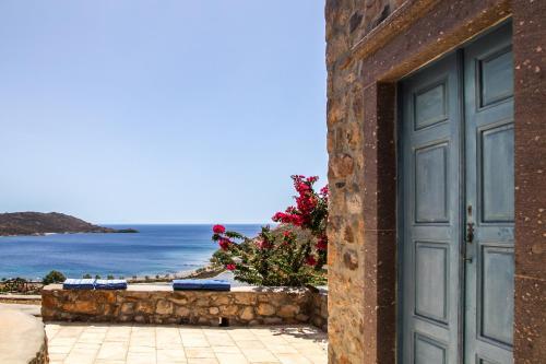 Calmness & Spiritual Patmos Villa