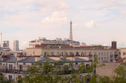 Paris Expo Apartment