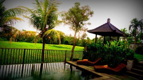 Villa D'Bisma, Ubud