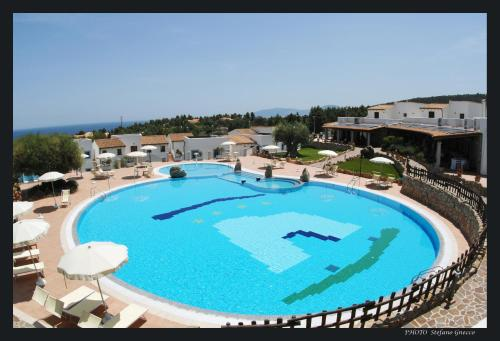 Hotel Nuraghe Arvu in Cala Gonone