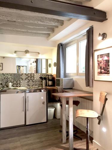 Appartement Paris-Marais
