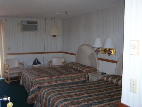 Double Room with Two Double Beds and Kitchenette - 2nd Fl