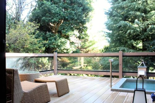 Superior Family Room with Tatami Area and Open-Air Bath