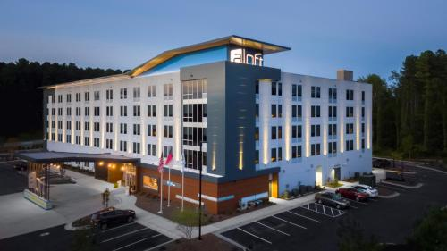 Aloft Raleigh Durham Airport Brier Creek