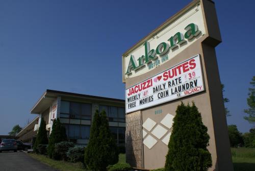 Picture of Arkona Motel