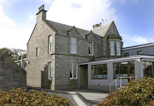 Photo of The Kveldsro House Hotel Hotel Bed and Breakfast Accommodation in Lerwick Shetland Islands