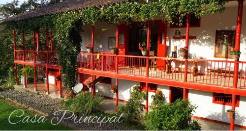 Hda. Venecia Main H. & Coffee Lodge