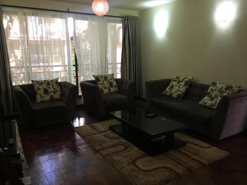 2 BEDROOM FULLY FURNISHED