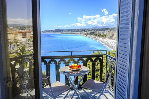 180° view on the Mediterranean Sea - Balcony