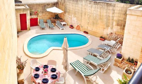 Villa Ta Zella, Għarb