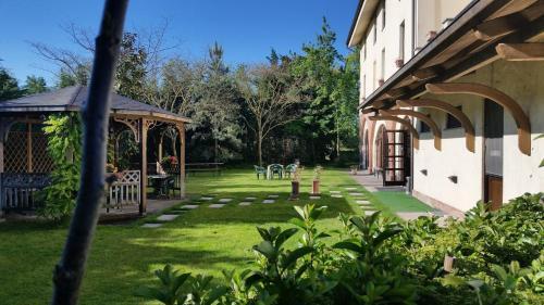 Hotel Ristorante Villa Magnolia Predosa