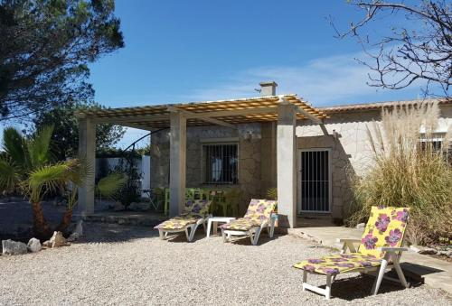 –Holiday home Cami de Calig 1
