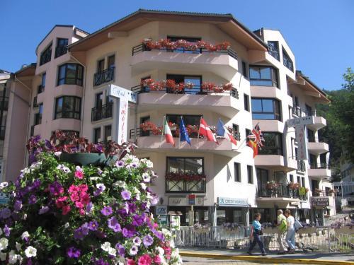 Hotel Amélie front view