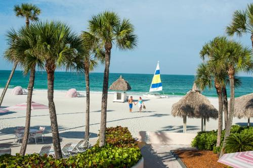 Sandcastle Resort At Lido Beach Hotel Sarasota