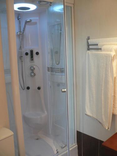Habitación Doble con vistas al mar - 1 o 2 camas Hotel Naturaleza Mar da Ardora Wellness & Spa 11