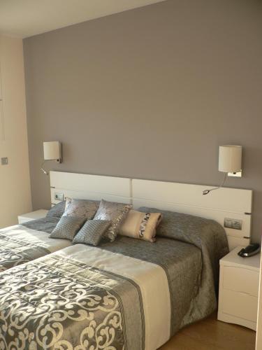 Doppel-/Zweibettzimmer mit Meerblick Hotel Naturaleza Mar da Ardora Wellness & Spa 10