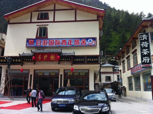 Отель Jiuzhaigou Self Tour Youth Hostel 3 звезды Китай