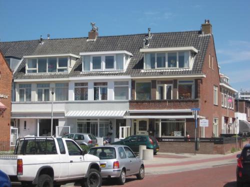 B & B the Gallery Zandvoort front view