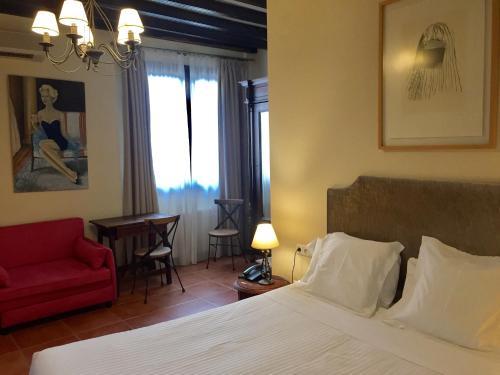 Habitación Doble - 1 o 2 camas Palacio de Santa Inés 5